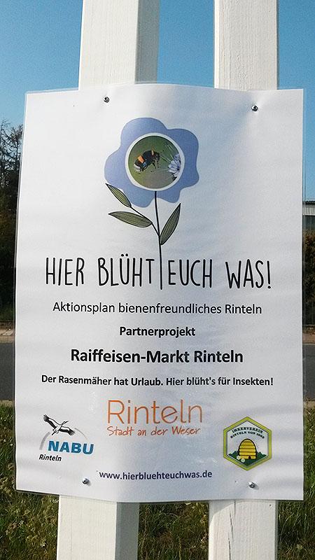 Partnerprojekt: Raiffeisen-Markt Rinteln