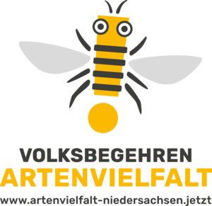 Volksbegehren Artenvielfalt Logo
