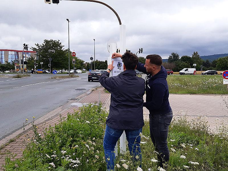 Boxen Stop Rinteln - Christine und Till Gödecke