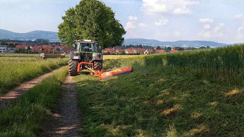 Naturpflege in derLandwirtschaft