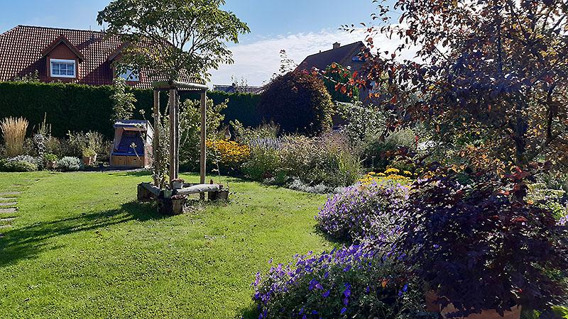 Garten Familie Kupper, Exten